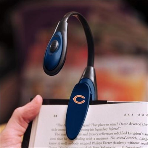 Chicago Bears LED Book Light by The Memory Company