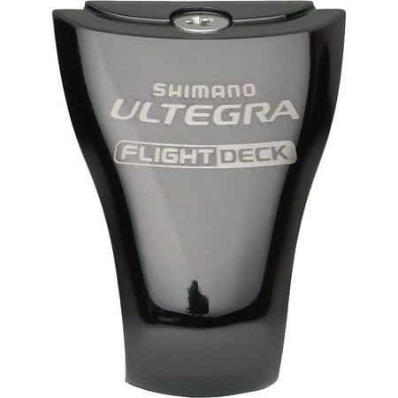 Sti Lever Nameplate (Shimano Ultegra ST-6600G STI Lever Name Plate & Fixing Screw )
