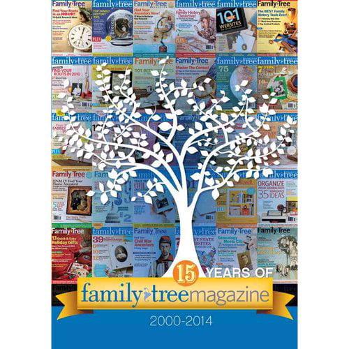 15 Years of Family Tree Magazine 2000-2014