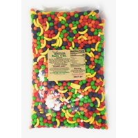 YANKEETRADERS Runts Fruit Candy, 6 lbs.