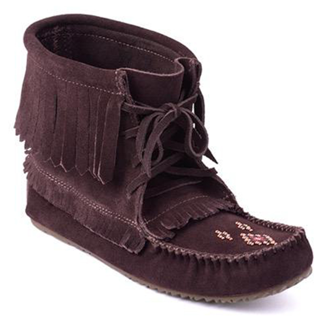 Manitobah Womens Harvester Suede Economical, stylish, and eye-catching shoes