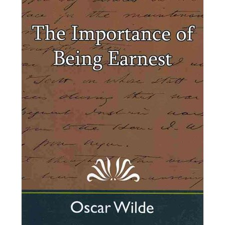 Being earnest essay importance