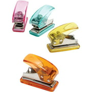 Mini Hole Punch, Assorted Colors