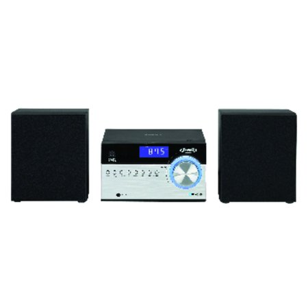 Jensen Bluetooth CD Music System with Digital AM/FM Stereo Receiver -