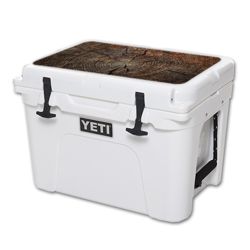 MightySkins Protective Vinyl Skin Decal for YETI Tundra 35 qt Cooler Lid wrap cover sticker skins Trunk