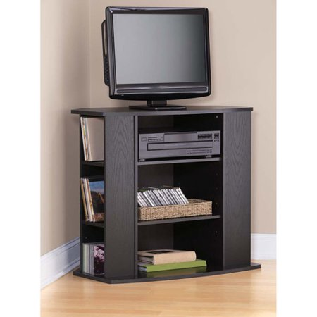Mainstays Tall Corner Tv Stand For Tvs