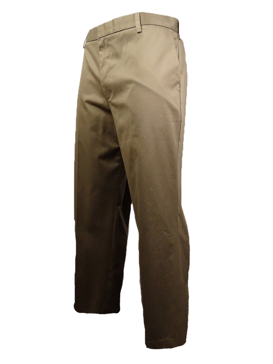 Dockers Men's All Day Classic Fit Pants (Dark Khaki, 32x32) by