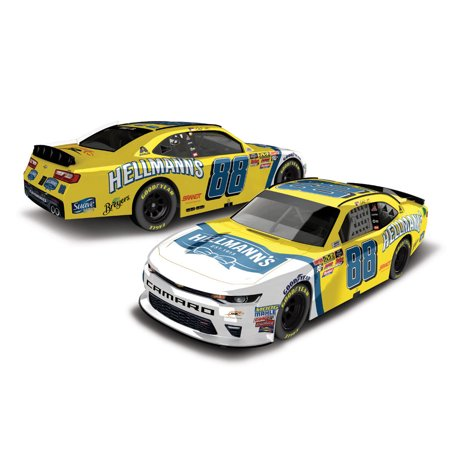 Dale Earnhardt Jr. Action Racing 2018 #88 Hellman's NASCAR Xfinity Series 1:64 Die-Cast Chevrolet Camaro - No Size Dale Earnhardt Diecast Collectibles