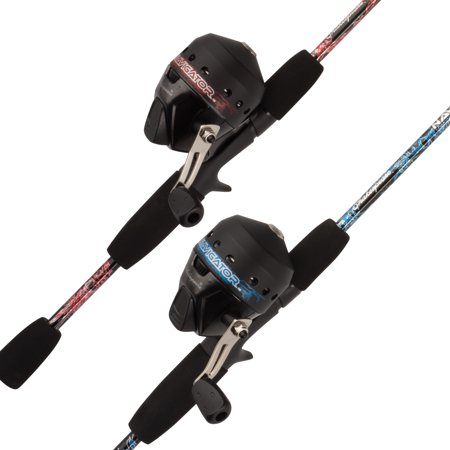 Shakespeare Navigator Spincast Rod and Fishing Reel