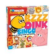 Noggin Playground Bzzz Oink Bingo