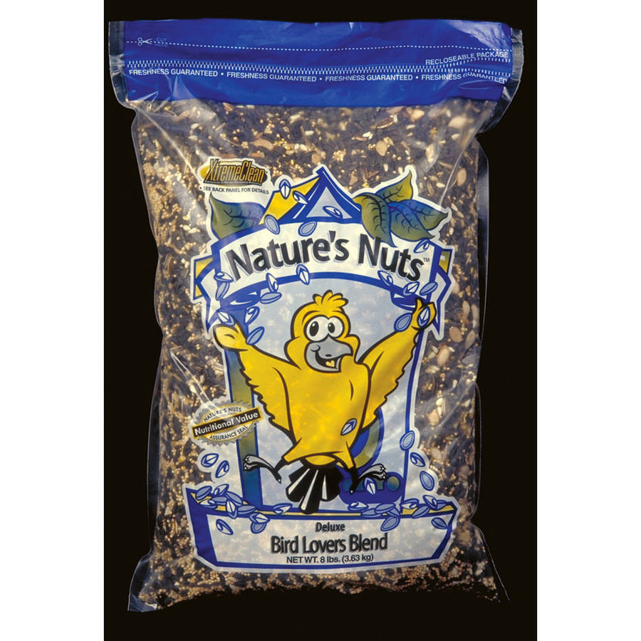 Natures Nuts 00048 20 lbs Deluxe Bird Lovers Blend