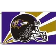 NFL Baltimore Ravens 3' x 5' Flag