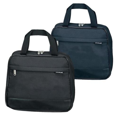 Goodhope Zippered Groomer Toiletry Bag Navy
