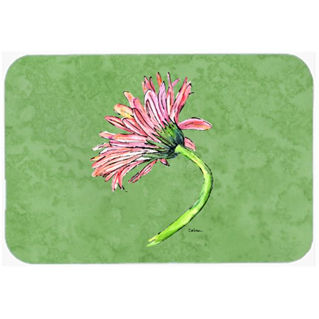 Gerber Daisy Pink Mouse Pad, Hot Pad or Trivet