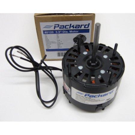 40120 3 3 Motor 1 70 HP 1500 RPM 115 V CW Replaces Fasco D120 U 14