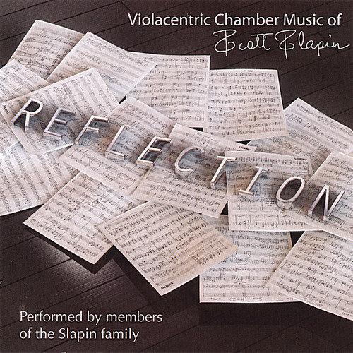 Scott Slapin - Reflection: Violacentric Music of Scott Slapin [CD]