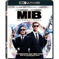 Men in Black: International (4K Ultra HD + Blu-ray + Digital Copy)