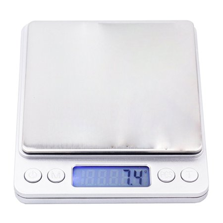 3Kg 0.1G Digital Kitchen Scales Counting Weighing Electronic Balance Scale Sf-400A Electronic Lcd Backlight - image 3 of 7