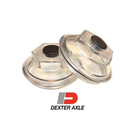 - Dexter (K71-148-00) Oil Bath Dust Caps - Pair - Application Specific