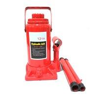 Zimtown 12 Ton Hydraulic Bottle Jack Truck SUV Emergency Stand Tool