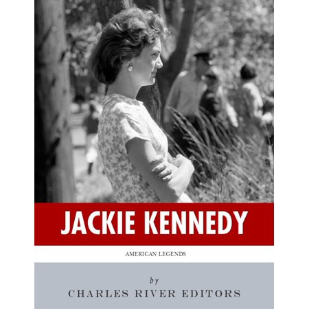 - American Legends: The Life of Jackie Kennedy - eBook