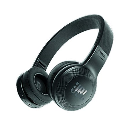 Harman Jbl E45 Black Bluetooth Headphones