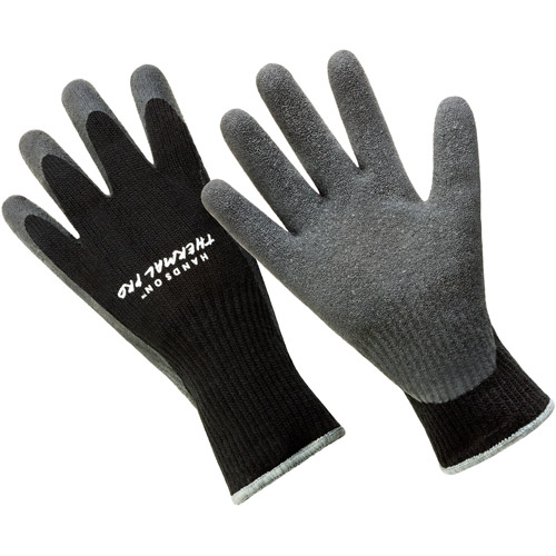 Hands On Thermal Pro Premium Lined Latex Coated Glove