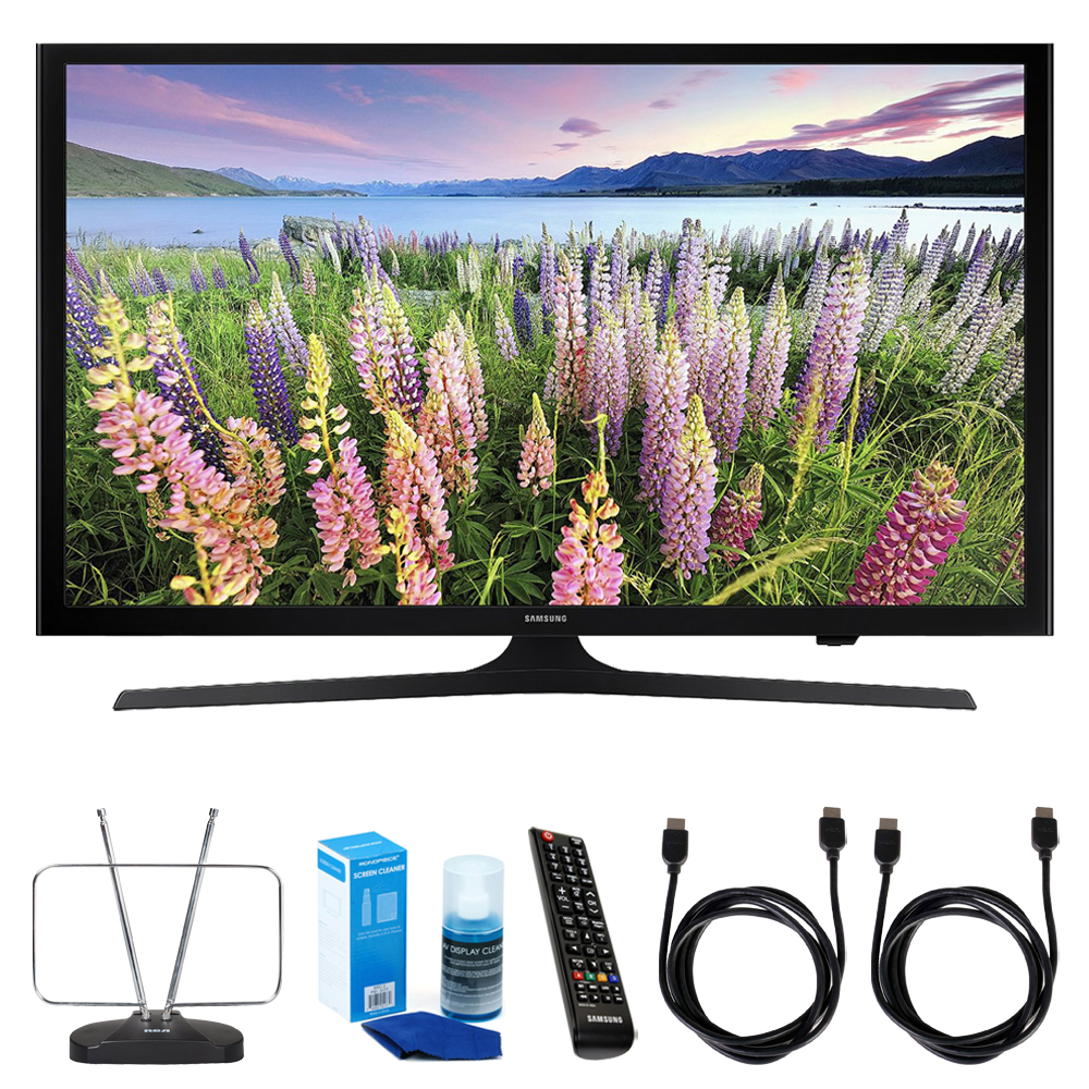Samsung 48-Inch Full HD 1080p Smart LED HDTV (UN48J5200) ...