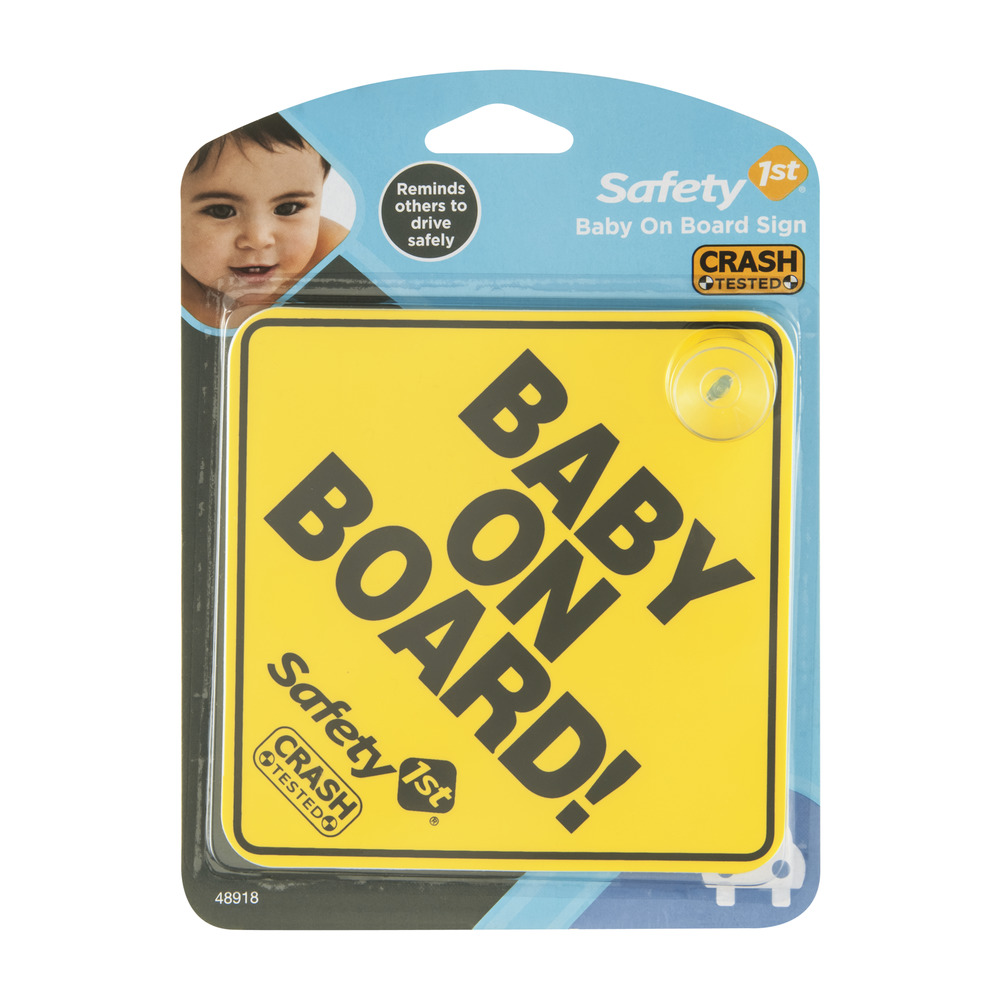 "Safety 1st ""Baby On Board"" Sign by Dorel Juvenile Group, Inc"
