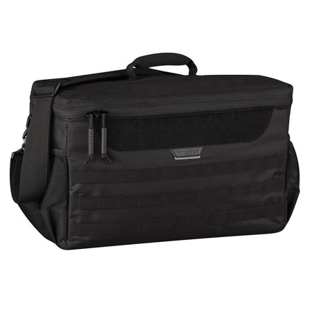 Propper Patrol Bag Police Tactical Duty Equipment 600D Polyester Gear - Black Patrol Duty Gear Bag