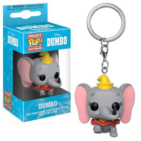 Designer Collectible Keychain (Funko Pop! Keychain: Dumbo -)