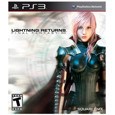 Lightning Return Ff Xiii   Ps3    Pre Owned