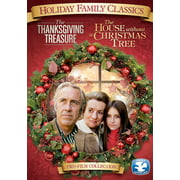 The Thanksgiving Treasure / The House Without a Christmas Tree (DVD)