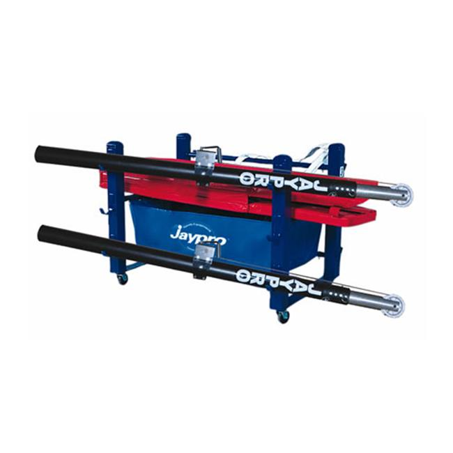 Jaypro Sports EC-1000 Deluxe Volleyball Equipment Carrier by Jaypro