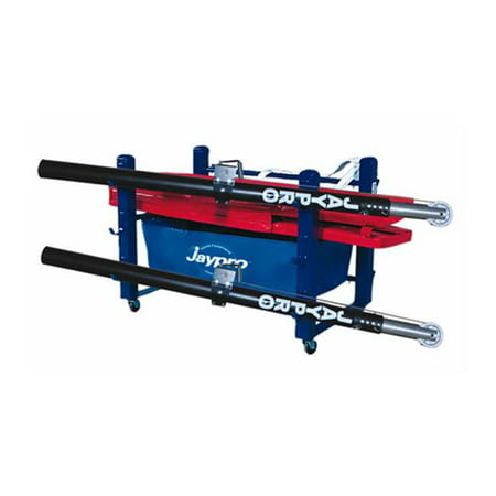 Jaypro Sports EC-1000 Deluxe Volleyball Equipment Carrier