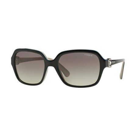 VOGUE Sunglasses VO 2994SB 235011 Top Dark Blue/Opal Powder 57MM