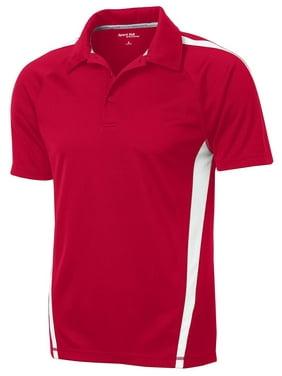 d0cc0cf0 Product Image Sport-Tek Men's Micro-Mesh Colorblock Polo Shirt