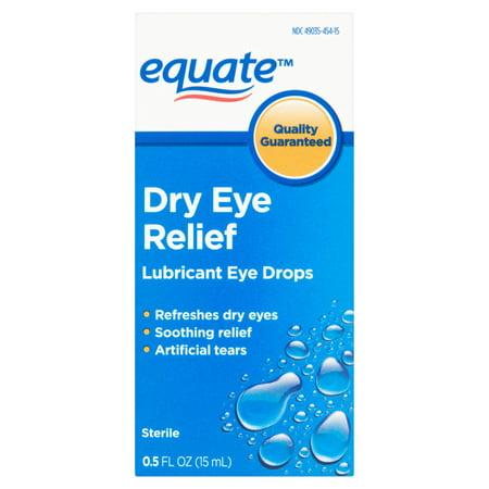 stérile larmes artificielles gouttes oculaires lubrifiantes 050 fl oz