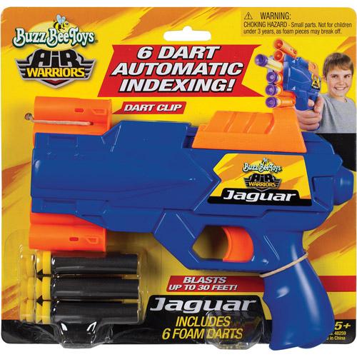Air Warriors Jaguar Dart Blaster