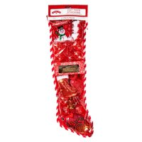 Holiday Time Cat Toy Stocking, 21 Pieces
