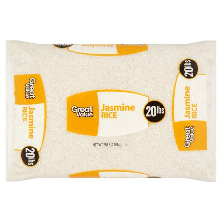 Great Value Jasmine Rice  20 Lb