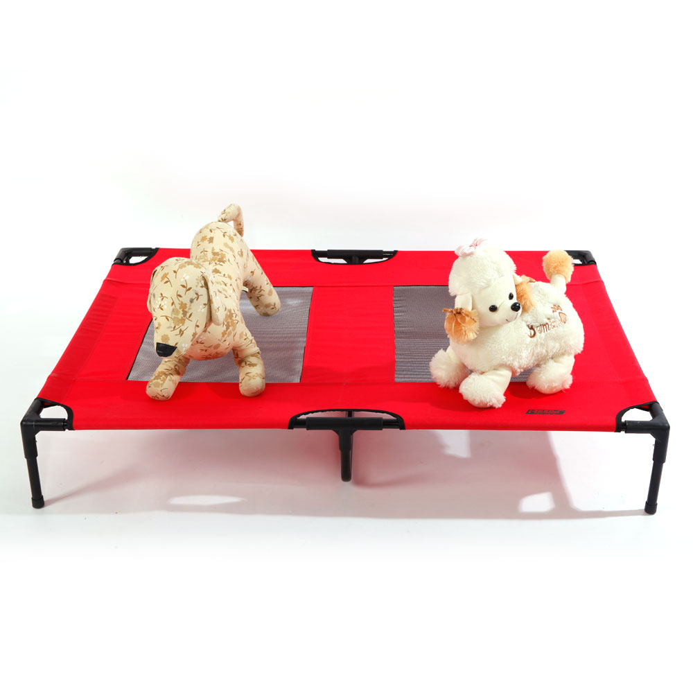 Zimtown Petcomer Detachable Assembly Dog Pet Cat Elevated Camping Bed Indoor Outdoor Size S M L XL