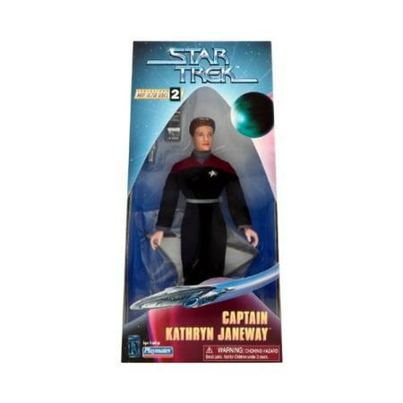 - Playmates Star Trek Voyager Kathryn Janeway 9in Figure