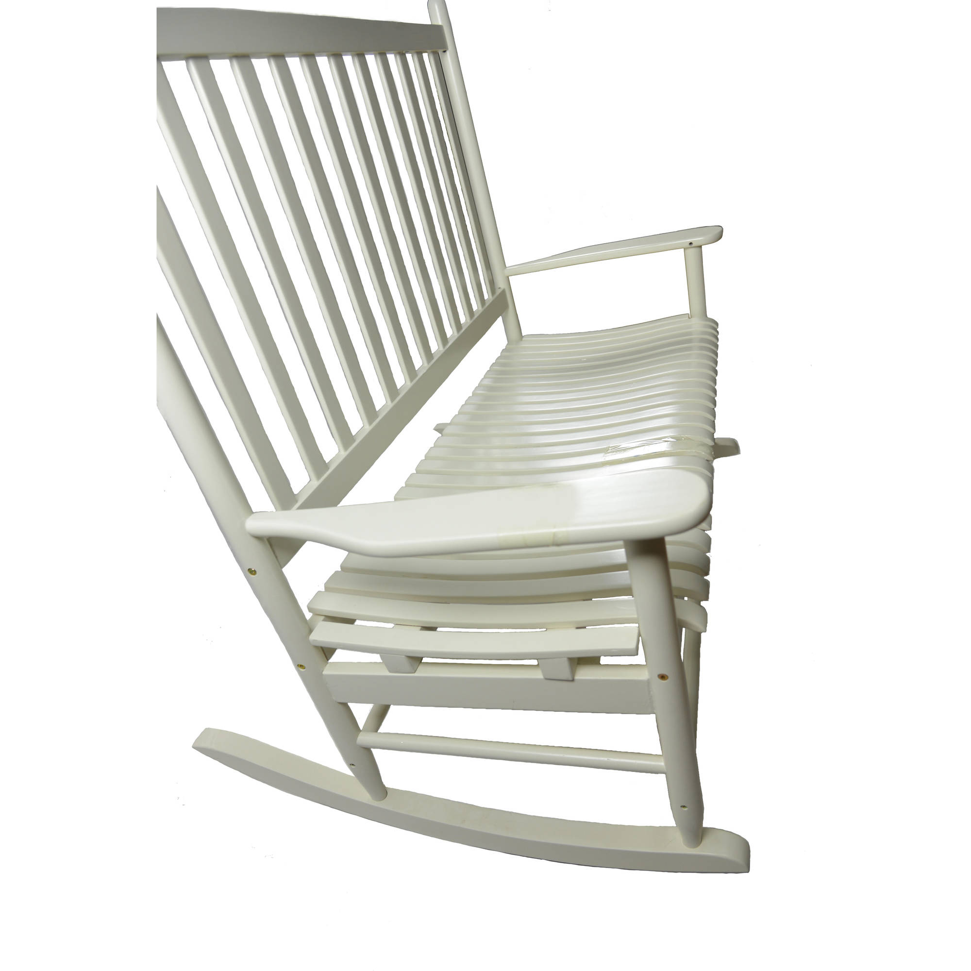 100 [ Outdoor White Rocking Chair ]