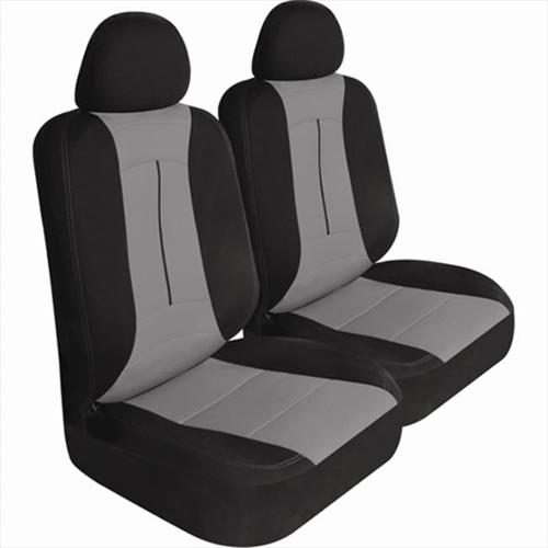 Pilot Automotive SC-435G Pro Comp Mesh 6 Pieces Set Seat Cover