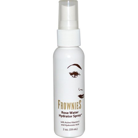 Frownies, Rose Water Hydrator Spray, 2 oz(pack of -