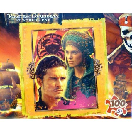 100pc Pirates of the Caribbean Puzzle