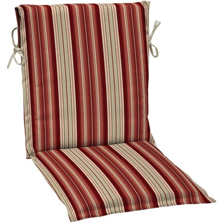 Better homes and gardens outdoor patio sling chair cushion for Better homes and gardens patio furniture cushions