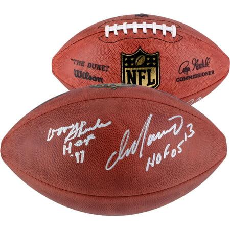 Dan Marino Autographed Pro Football (Dan Marino & Don Shula Autographed Duke Pro Football - Fanatics Authentic Certified)