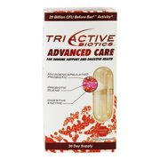 Essential Source TriActive Biotics Advanced Care for Immune Support and Digestive Health Supplement Capsules, 30 Ea